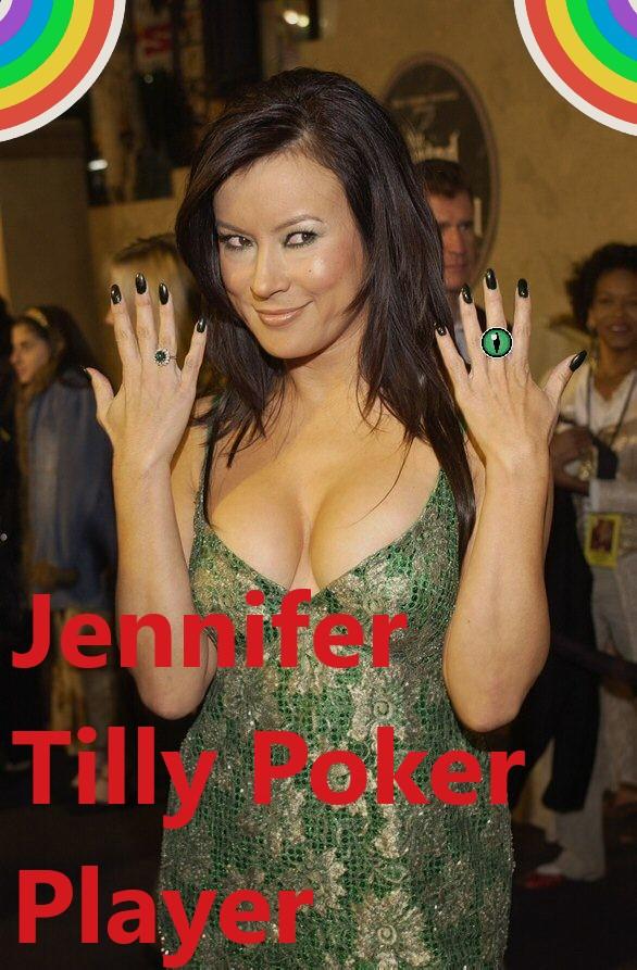 Jennifer Tilly Sang Bintang Poker Wanita Dunia
