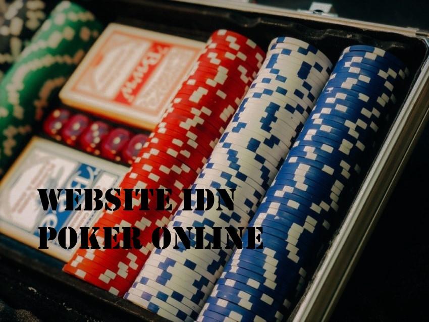Bandar IDN Poker Online